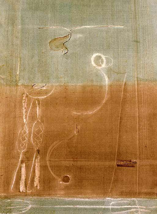 """Mark Rothko (1903-1970)    """"Aubade"""", 1944"""