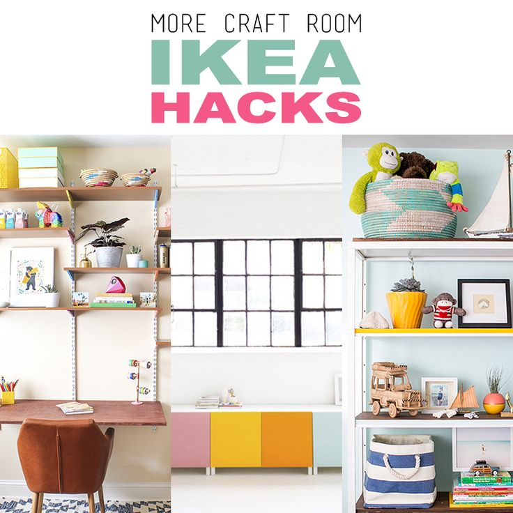 MORE IKEA hacks!!!