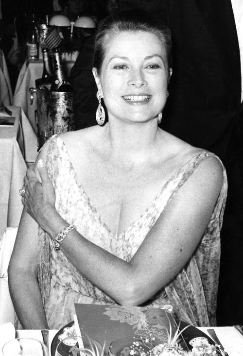 graceandfamily:  Princess Grace, Monaco, 1976