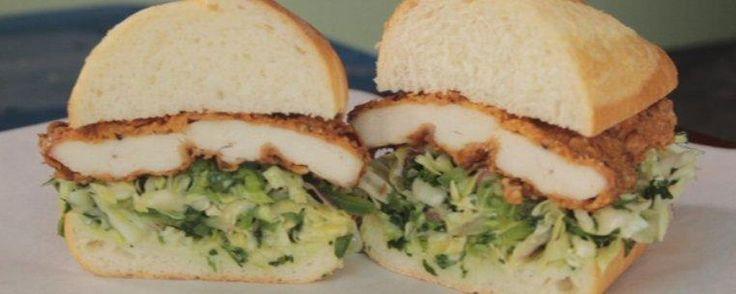 Buttermilk Fried Chicken Sandwich Recipe | The Chew - ABC.com