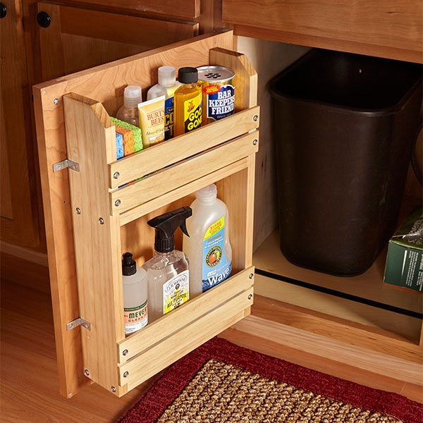 1000+ Ideas About Kitchen Trash Cans On Pinterest