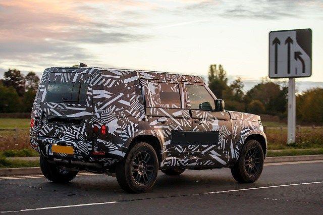 2020 Land Rover Defender 4 Door Land Rover Land Rover Defender New Defender