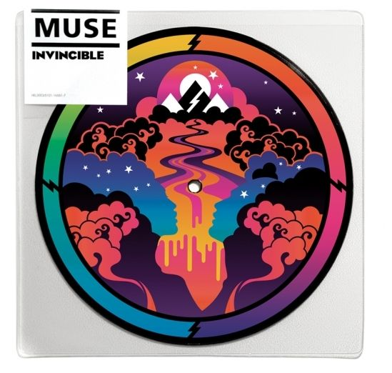 Muse cd cover