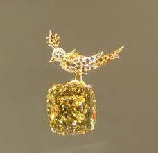 (El diamante amarillo Tiffany)