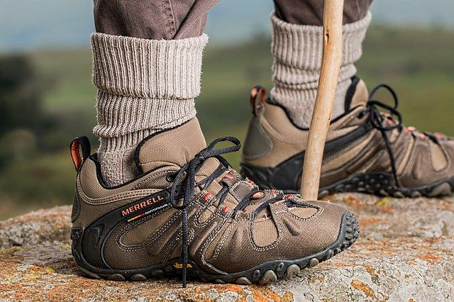Best Workout Gear - For Walking and Hiking.