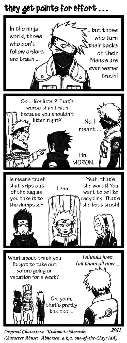 Naruto Fan Comic 36 by one-of-the-Clayr