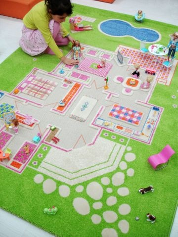 Interactive Play Rugs For Children From Danish By Design