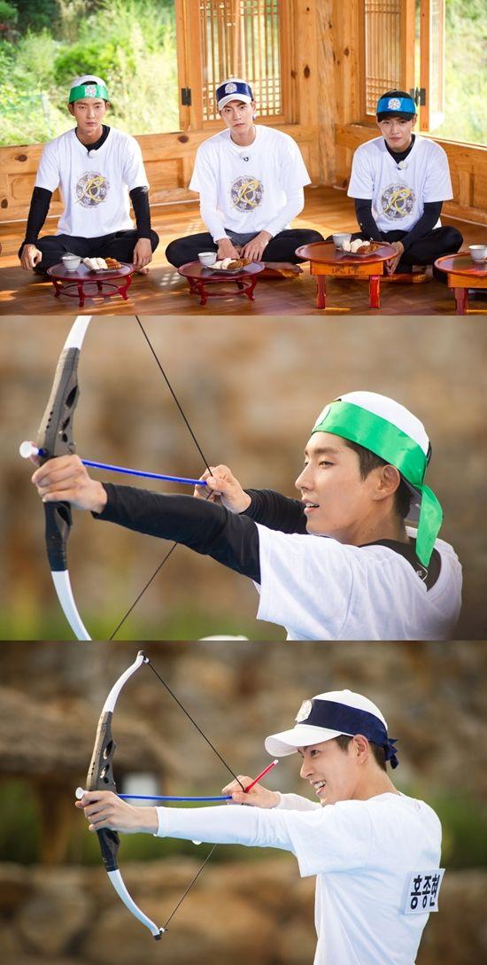 'Scarlet Heart: Ryeo' princes, Lee Joon-ki, Hong Jong-hyeon and Kang Ha-neul to compete in Running Man @ HanCinema :: The Korean Movie and Drama Database