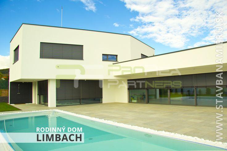 Realizačný projekt rodinného domu v LImbachu