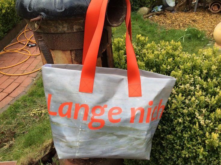 Bannertasche für das Sylter Heimatmuseum