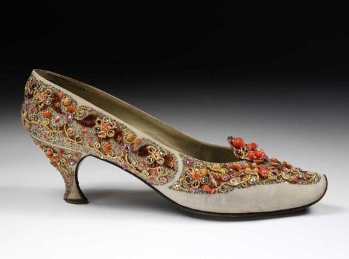 Roger Vivier Shoe for Dior 1960s