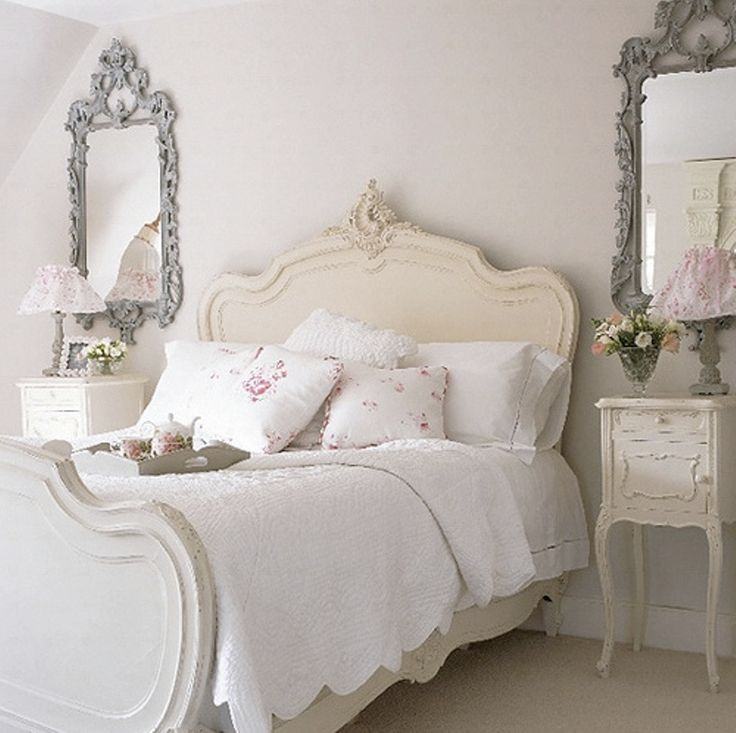 3383 best Shabby chic bedrooms images on Pinterest | Curtains ...