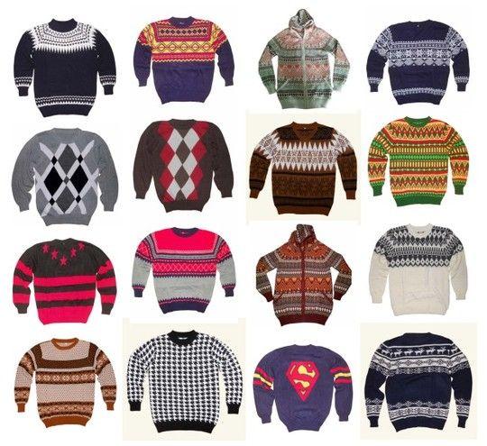[Vendor Rajutan]Sweater Rajut polos,strip warna,patern,syal,kupluk ,dll