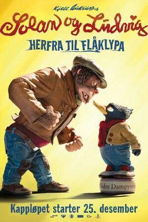 Kjell Aukrusts Solan og Ludvig: Herfra til Flåklypa (2015)