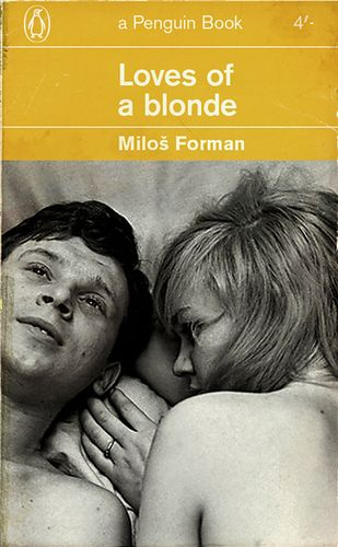 loves of a blonde - great film