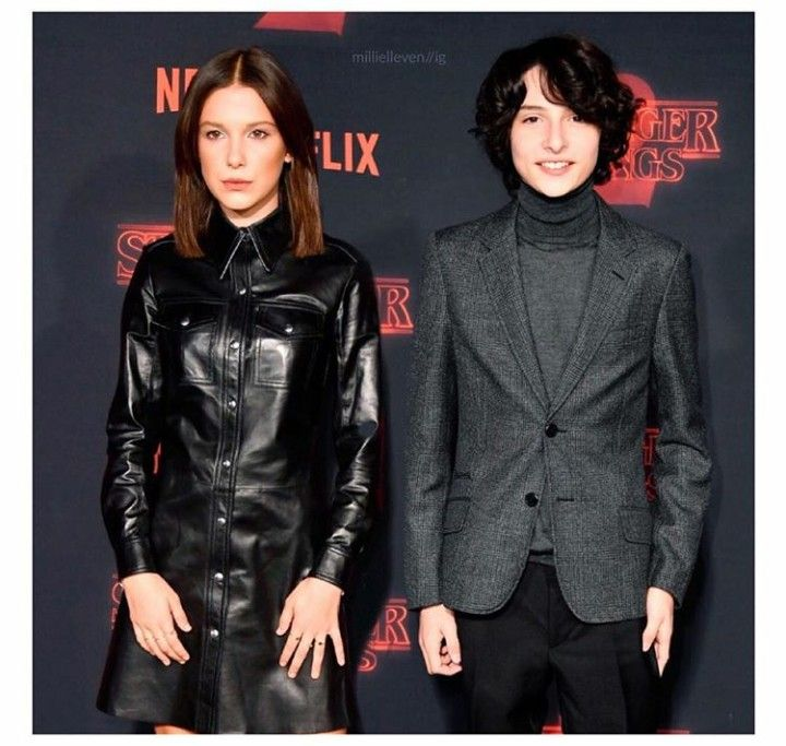 Stranger Things 2 || THEY LOOK SO OLD