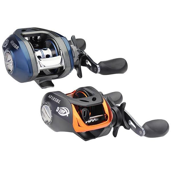 10+1 BB Baitcasting Fishing Reels Left/Right Hands 6:3:1