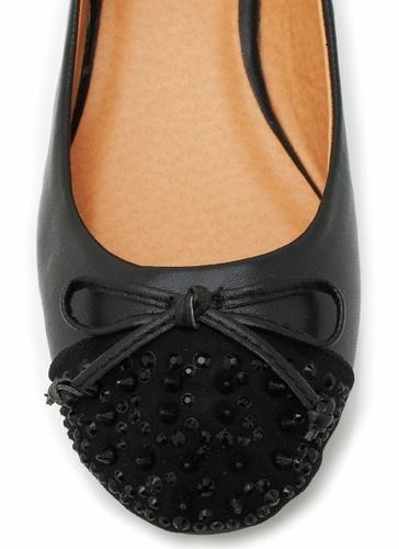spiked embellished cap toe flatsHead Of Garlic, Cap Toes, Embellishments Cap
