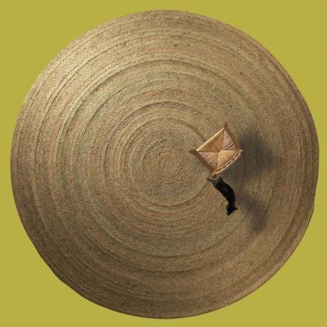 Rush Spiral Floor Matting