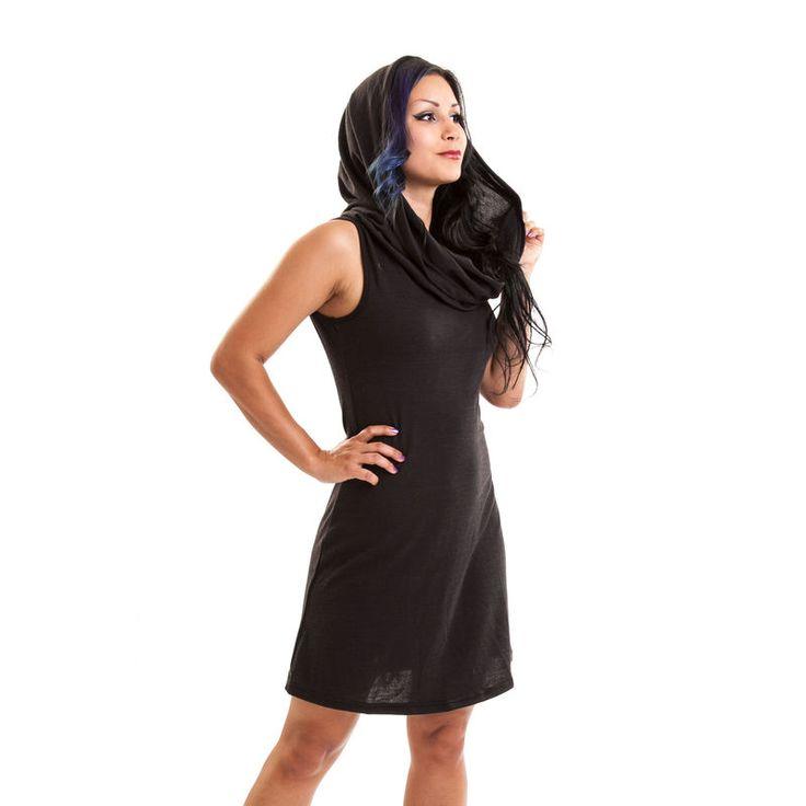 Vixxsin Dark Monique - Naisten mekko (XL) 44.90€
