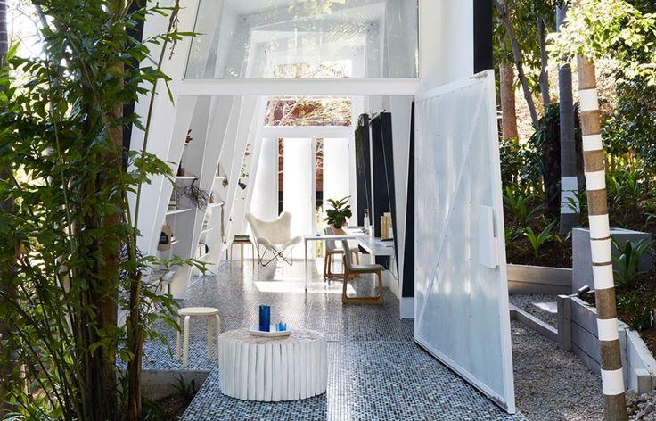 Brisbane's IndigoJungle gets a new leafy office space: The Garden Studio | Habitus Living