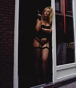 amsterdam Top in model escort