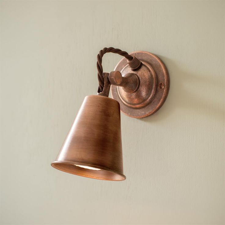 Our Curtis Spot Light combines the practicality of a spotlight with #traditional styling.