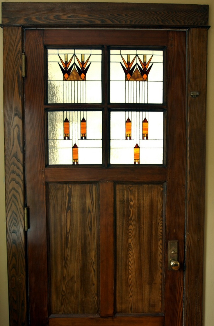 Arts and crafts style windows - Find This Pin And More On Door Ideas For 1907 Arts Crafts Era Home