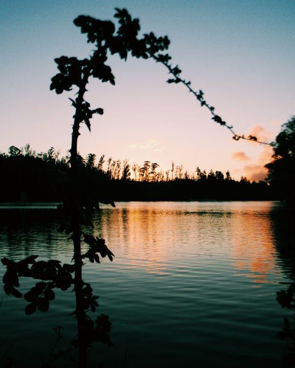 Laguna la Luz🌅