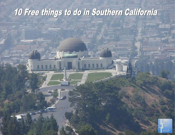 Hey Abroaders! Have you already seen these places? We know your traveling budget might be limited so here's a good article about 10 free things to do in Southern California #travel #california #explore