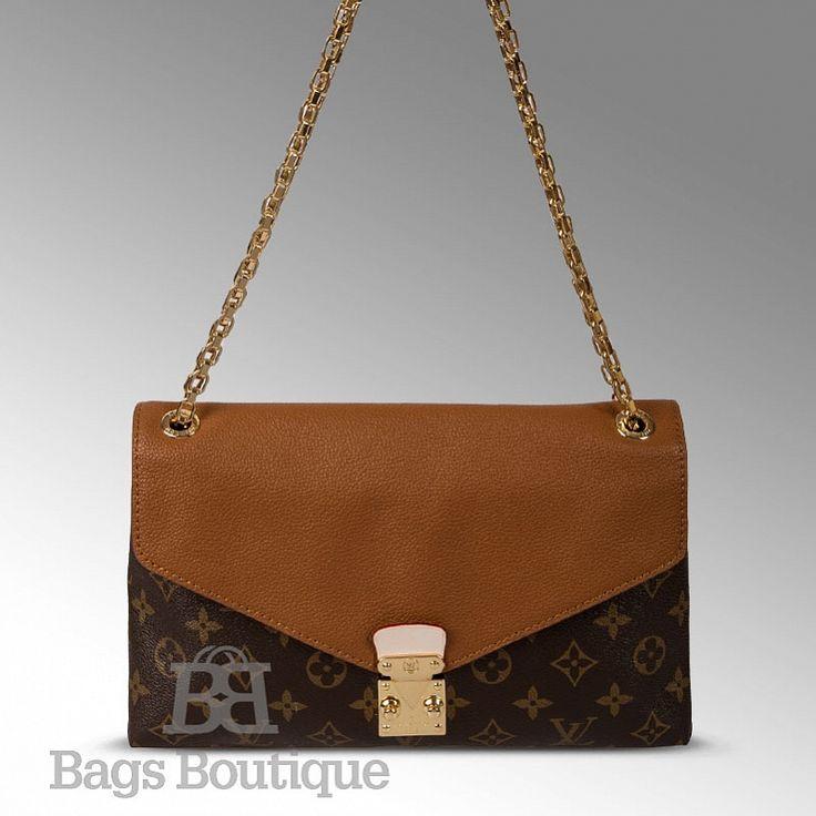 Клатч Louis Vuitton Pallas Chain (Палас чейн)