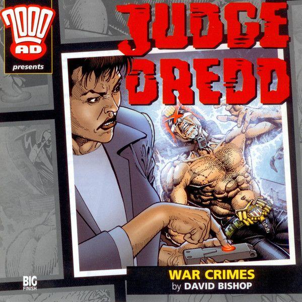 14. Judge Dredd: War Crimes