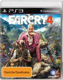 PS3 Farcry 4