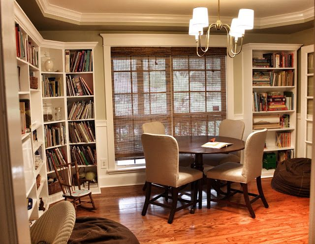 Sew grown homeschool room phase 2 using this as for Homeschool dining room ideas