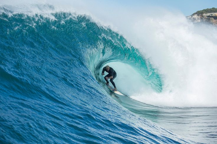 Everything you need to see, from a day that'll go down in surfing history.