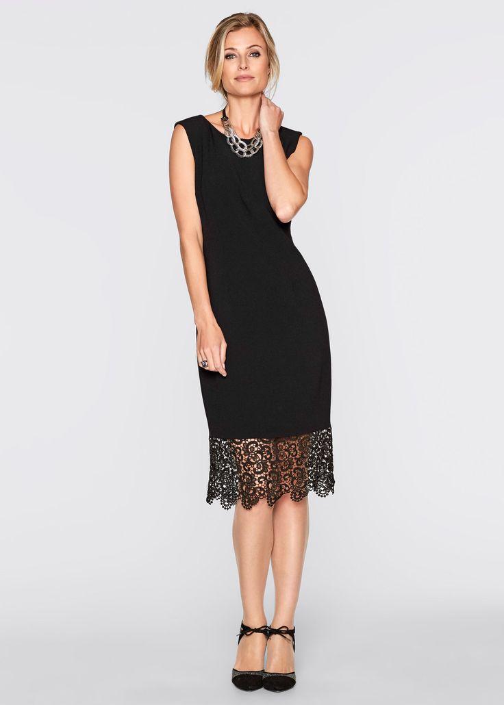 Jetzt anschauen: Velmi elegantní šaty pro zvláštní příležitosti. Postavu podtrhující tvar s luxusní bordurou. S páskem.