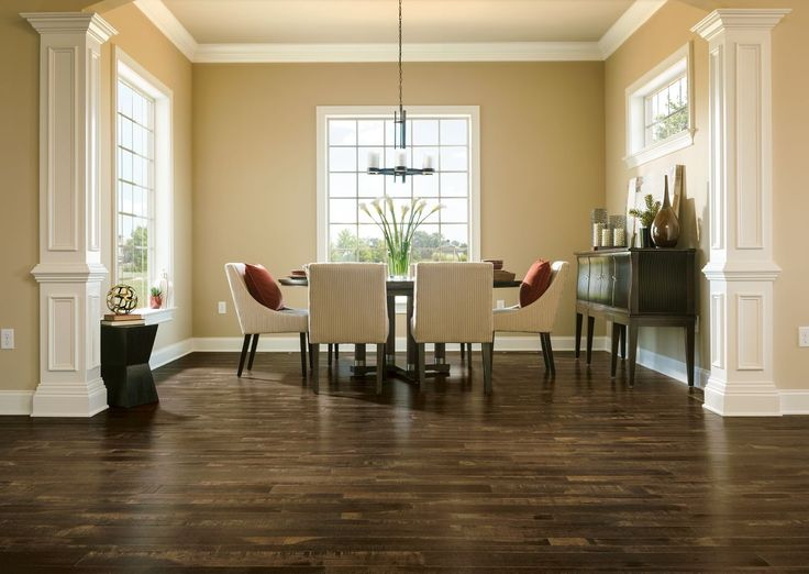 TimberCuts Bark Brown Hardwood