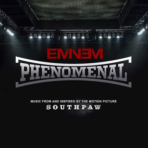 "It's always good to hear some new music from Eminem. Today we get his new DJ Khalil produced song ""Phenomenal,"" off the soundtrack to the upcoming movie ""Southpaw,"" in theaters July 24."