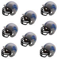 Detroit Lions Team Helmet Party Pack