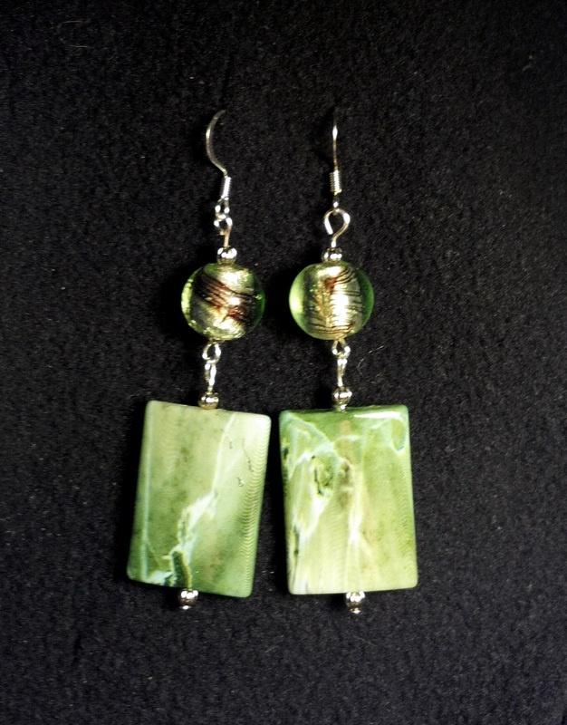 Peridot and Lime Earrings - Sherroll's DesignsLimes Earrings, Group Boards, Stones Cameo, Handmade Art, Sardonyx Stones, Sherroll Design, Etsy Group, Dreams Closets