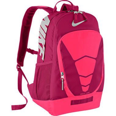 Nike Max Air Vapor Pink Backpack $60.00           					Was:$70.00