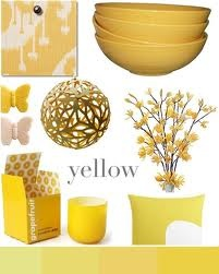 yellow interior trends - Google Search