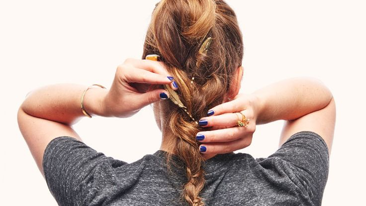 The Messy Braid Tutorial That RivalsAll   StyleCaster