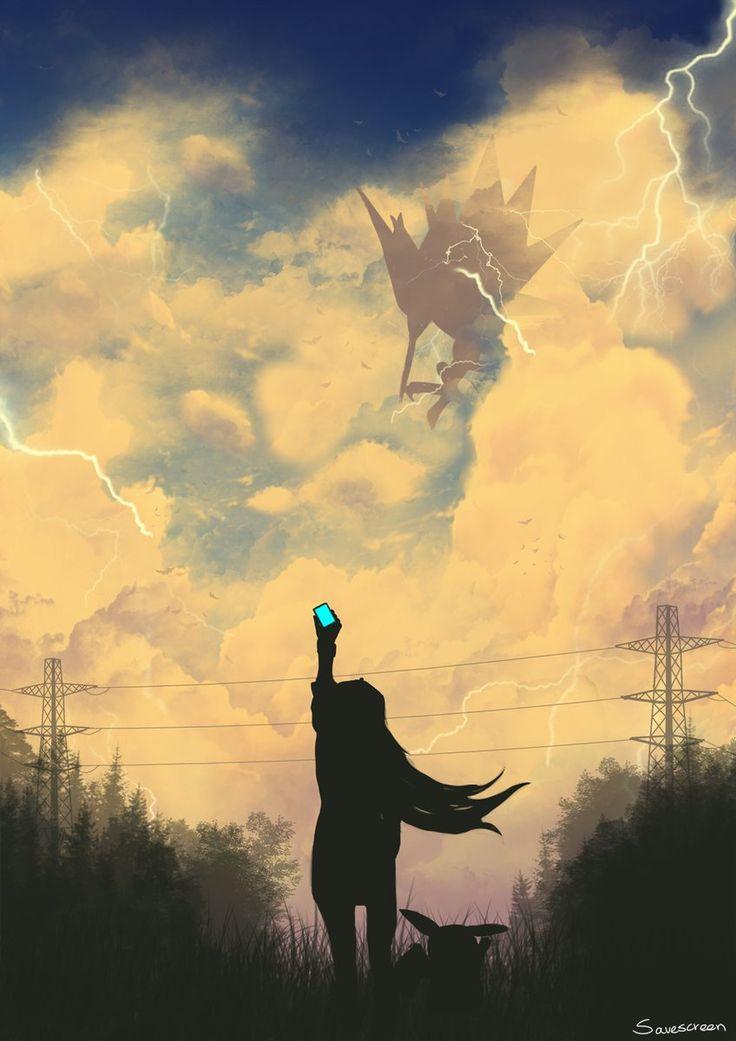 Pokémon GO. Una forma de vida ;)                                                                                                                                                                                 Más