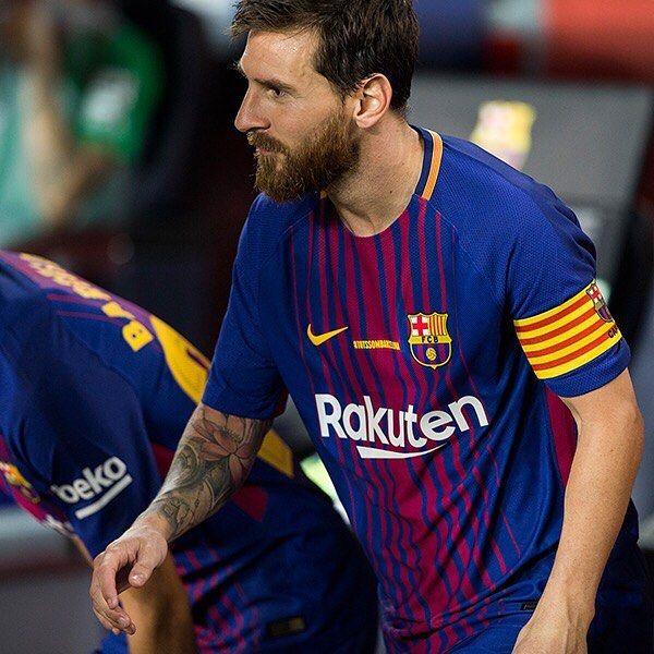 🔥 MATCHDAY!!! 🔥 ⚽️ FC Barcelona vs RCD Espanyol 🕤 8.45 pm CET 🏆 La Liga | Week 3 📍 Camp Nou 📲 #BarçaEspanyol 🔵🔴 #ForçaBarça