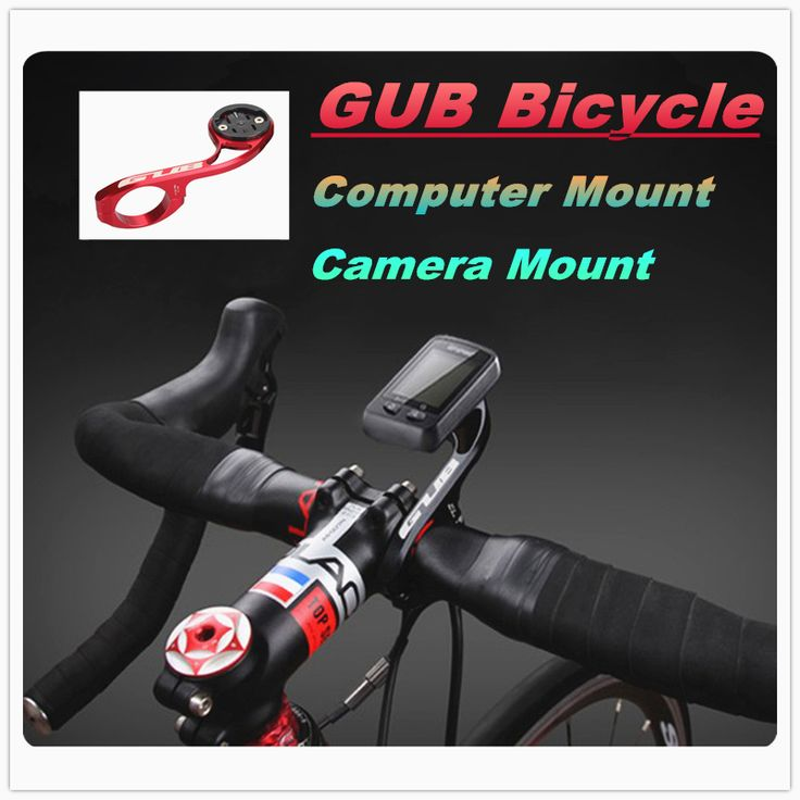 ==> [Free Shipping] Buy Best GUB 669 CNC Cycle Computerholder bicycle computer holder GoPro camera support fit for GARMIN/CATEYE bike computer Online with LOWEST Price | 32786246561