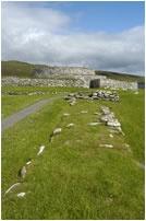 Clickimin Broch Bronze Age Site  Shetland Islands