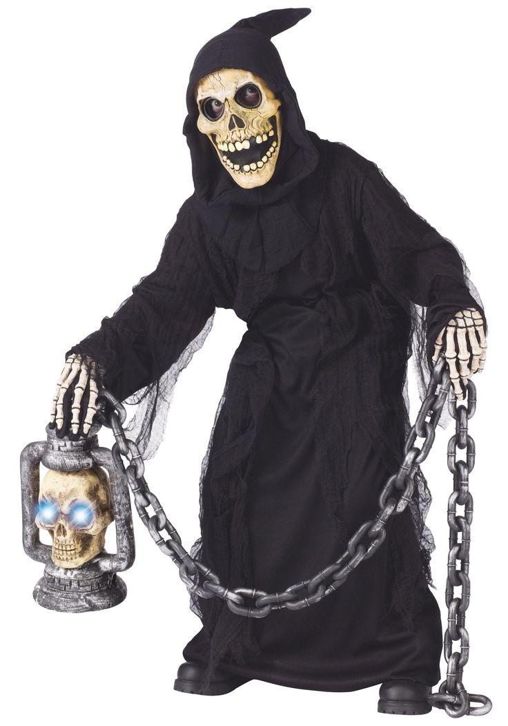 Scary Boy Halloween Costumes Kids