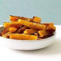 Frites de courges Poivrées au curry et miel - Ferme Bédard et Blouin - Centre jardin et Agriculture urbaine