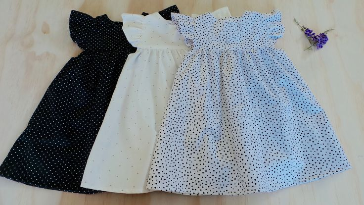 Baby Doll Dresses Available in sizes 00 - 5.